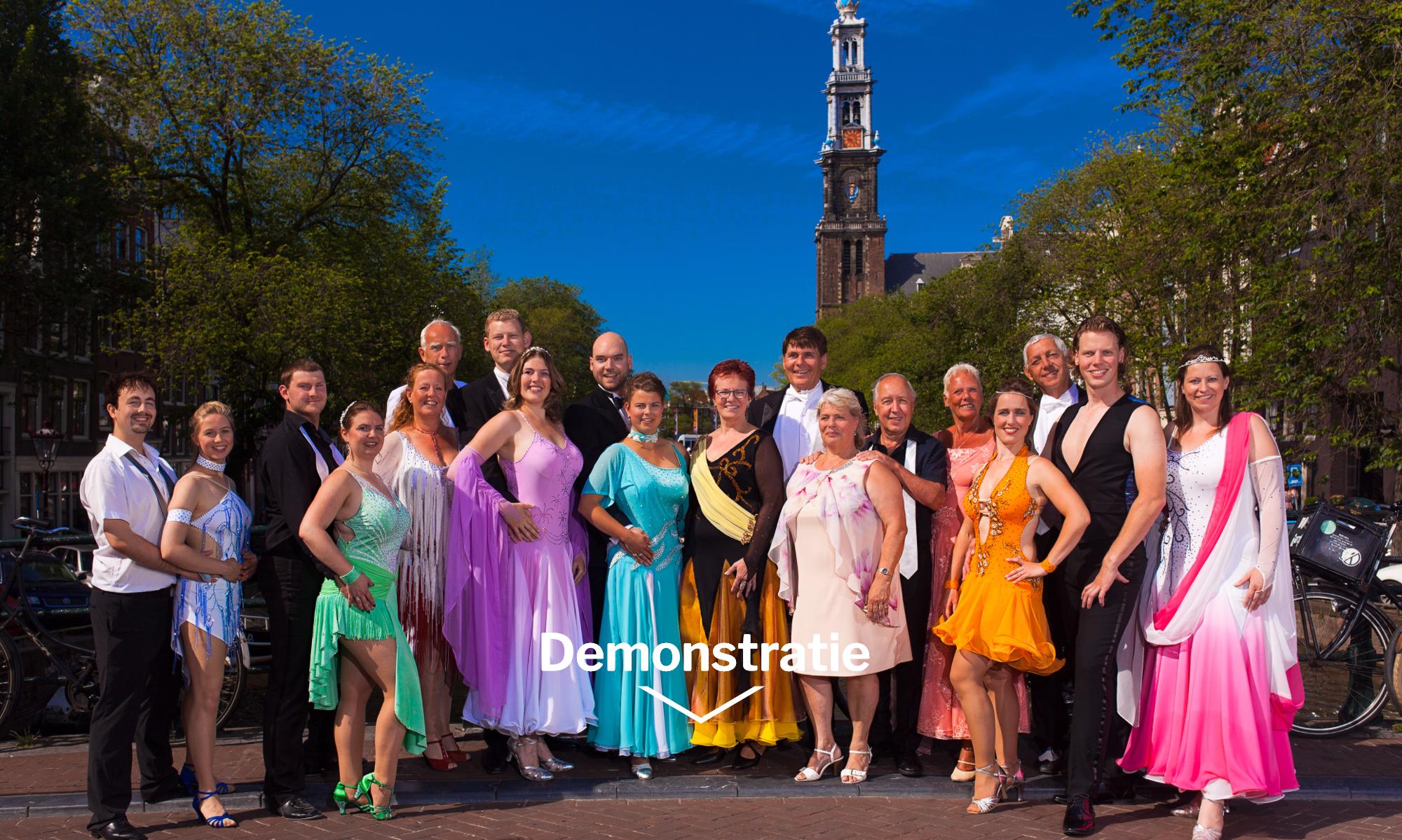 Demonstratie for Demonstratie amsterdam